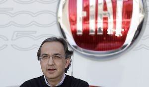 Sergio Marchionne (Fiat) confirme vouloir rencontrer le patron du groupe Volkswagen