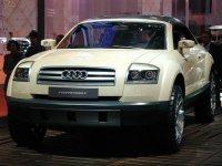 Après l'Audi Q7, viendra le Q5 et... le Q3 !