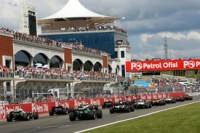 F1: Vers la fin du GP de Turquie ?