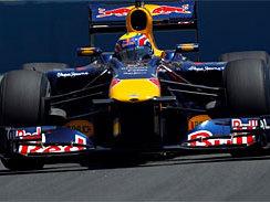 F1: Webber va récupérer l'ancien châssis de Vettel.