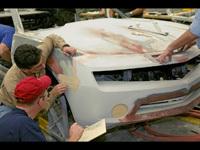 Chevrolet Camaro : naissance d'un prototype