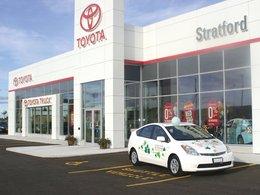 Zoom sur le 1er concessionnaire Toyota au Canada à décrocher la certification LEED Or