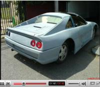 Vidéo: abracadabra, et hop une Ferrari 355 de MR2 !