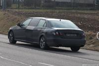 Future Mercedes Classe E limousine: une grosse marrade