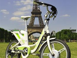 Un nouveau vélo à assistance électrique en France : l'Eagle