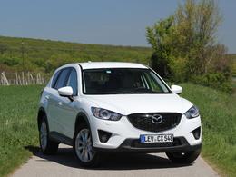 Mazda enregistre la plus forte progression en France en 2013