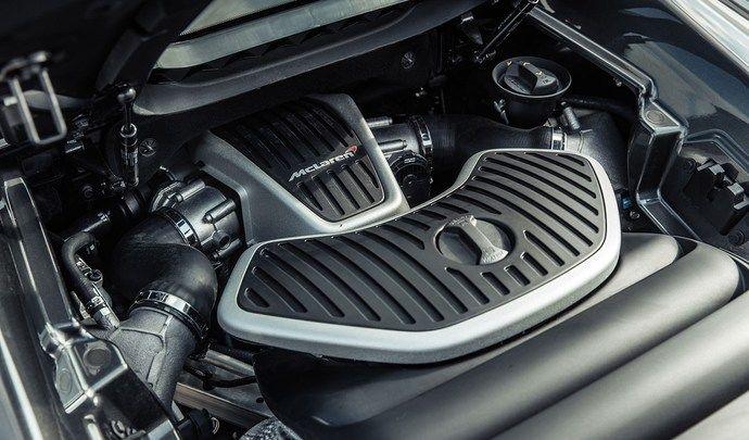 McLaren : un V6 Honda pour les prochaines 570 et 540 ?