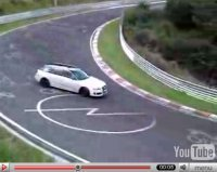 Salon de Francfort : future Audi RS6 Avant - ça drift sur le Ring' ! (vidéo)