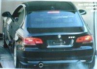 Future BMW Série 3 Coupé : belle poupe !