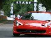 Goodwood - Run de Ferrari 458 Italia (vidéo)