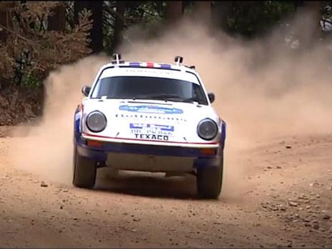 Porsche célèbre sa 953 avant l'arrivée de la 911 Safari?