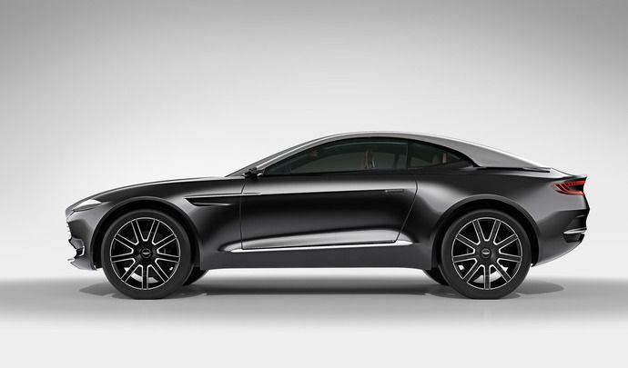Aston Martin : le SUV n'aura ni diesel ni hybride rechargeable