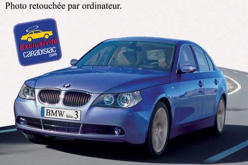 La nouvelle BMW Série 3 bientôt prête