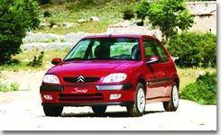 Citroën Saxo L'instrument des villes