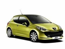 Marché France juin 2010 : la 207 (encore) en tête, suivie (encore) de 5 Renault/Dacia