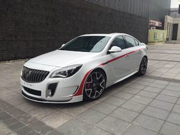 Shanghai 2015 :  Irmscher revisite l'Opel Insignia OPC