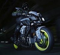 Yamaha MT-10: le prix, la disponibilité