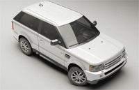 """ARK ReDesign """"enlève 2 portes"""" au Range Rover Sport"""