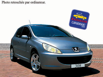 Peugeot travaille déjà sur la 308