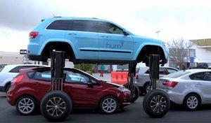 Insolite : voici le SUV anti-embouteillages