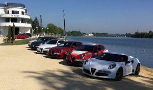Alfa Romeo relance l'Emotion Tour, pour tester les autos sportives