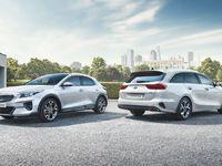 Salon de Genève 2020 - Kia Ceed SW et XCeed: voici l'hybride rechargeable