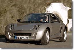 Smart Roadster :