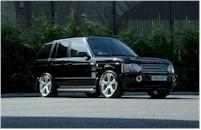 Range Rover Project Kahn