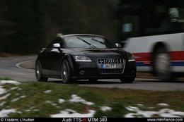Audi TTS-R, la version piquante du préparateur MTM