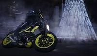 MT-07 Moto Cage 2016: Night Fluo de rigueur pour la Yamaha