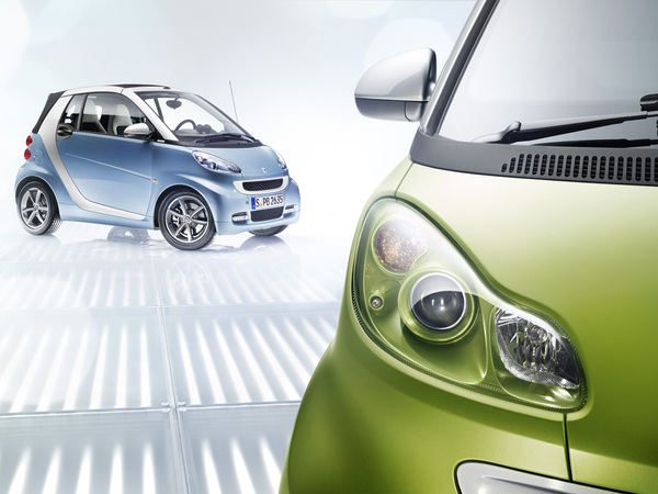 Nouvelle Smart Fortwo 2 Phase 2 : le restylage sage