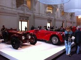 Vidéo -Visitez avec nous l'extraordinaire collection de voitures de  Ralph Lauren