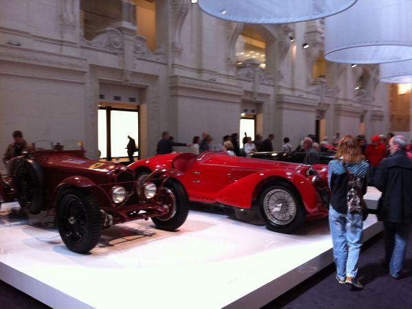 Bugatti Chiron Fiche Technique >> Vidéo -Visitez avec nous l'extraordinaire collection de ...