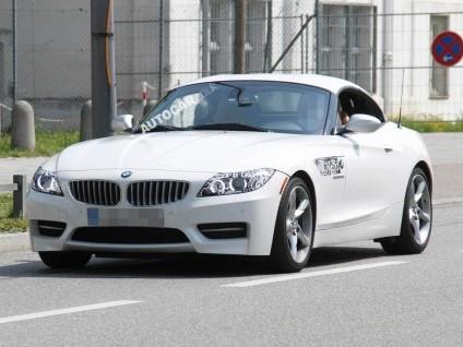 La BMW Z4 restylée au Salon de Détroit 2013 avec une Z4 M35i!