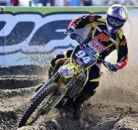 Motocross : GP de Lommel ; Ken Roczen gagne la 1ère manche des MX 2