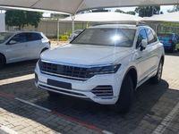 Volkswagen : le nouveau Touareg se montre