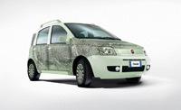 Francfort: Fiat Panda Aria Concept, le 900 cm3 en avant-première