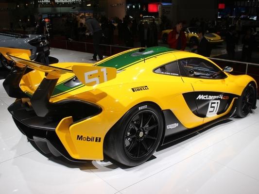 McLaren : une P1 GTR homologuée pour la route dans les cartons