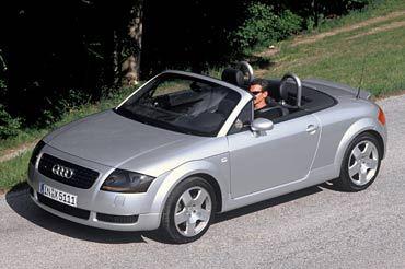 AUDI TT Roadster 1.8 T 150 CH