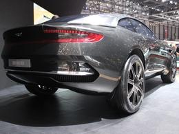 Aston Martin cherche à construire une usine aux USA