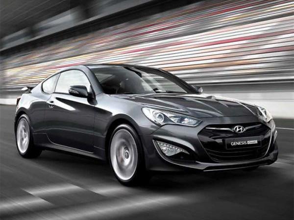 Hyundai dévoile le tarif de la nouvelle Genesis coupé