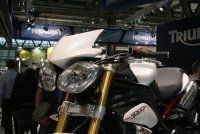 En direct du Salon de Milan 2011 : Triumph Speed Triple R
