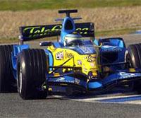 Reprise des essais privés à Jerez pour Renault