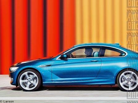 Future BMW Série 4: les détails d'Auto Bild