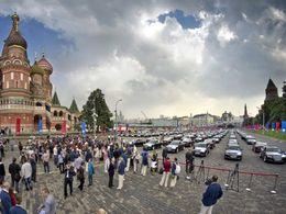 Les athlètes russes des JO récompensés par une Audi