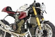 Concept - Ducati 1199 Panigale: Moto Puro fait du vieux avec du neuf
