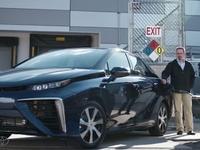 Toyota Mirai : l'hydrogène c'est du Bullshit !