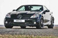 Väth Mercedes SLK V58k: 565 ch!