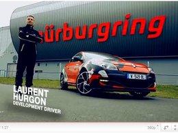 Renault renvoie la Megane R.S sur le Nürburgring : rendez-vous le 17 juin pour le chrono