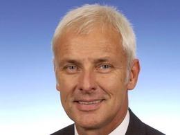 Un nouveau patron pour Porsche : Matthias Müller